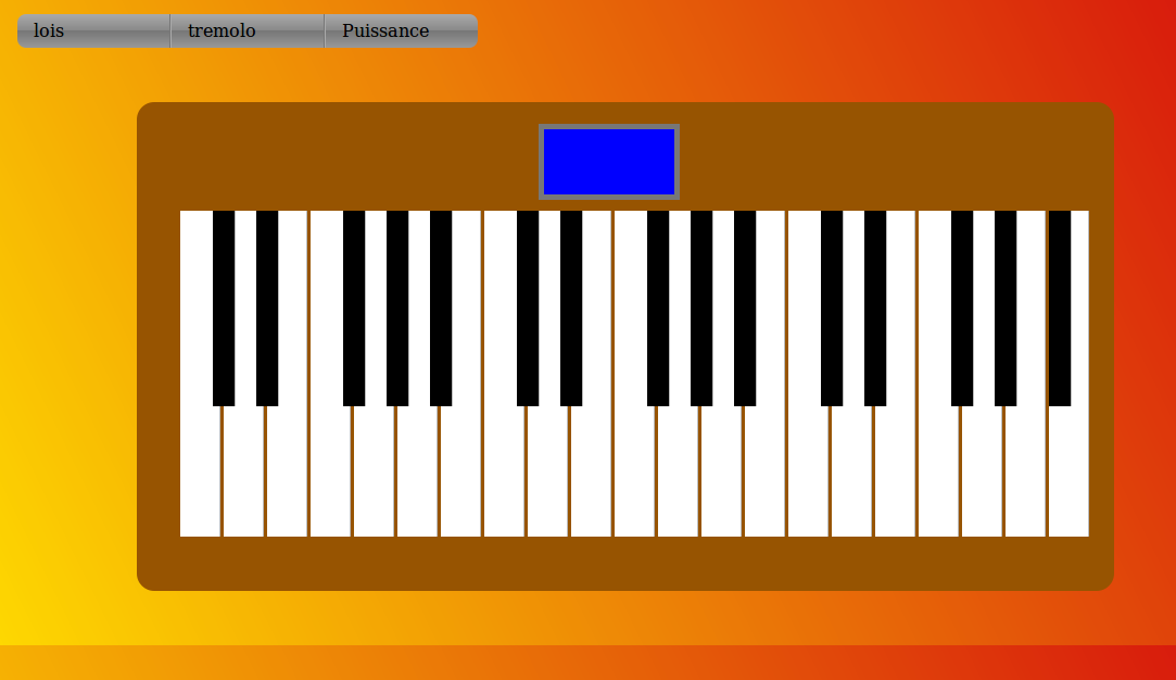 PianoBaul en HTML5
